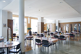 Restaurant au CUTR Sylvana