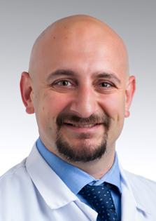 Dr Berardino De Bari - Centre de la prostate - CHUV