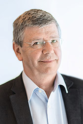 Prof. Pierre-François Leyvraz