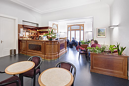 Cafétéria de l'Hôpital de Prangins