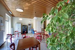 Cafétéria de l'hôpital Nestlé
