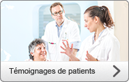 Témoignages de patients