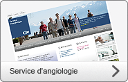 Service d'angiologie