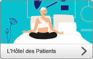 Hôtel des patients