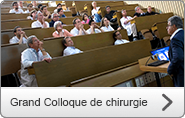 Grand colloque de chirurgie